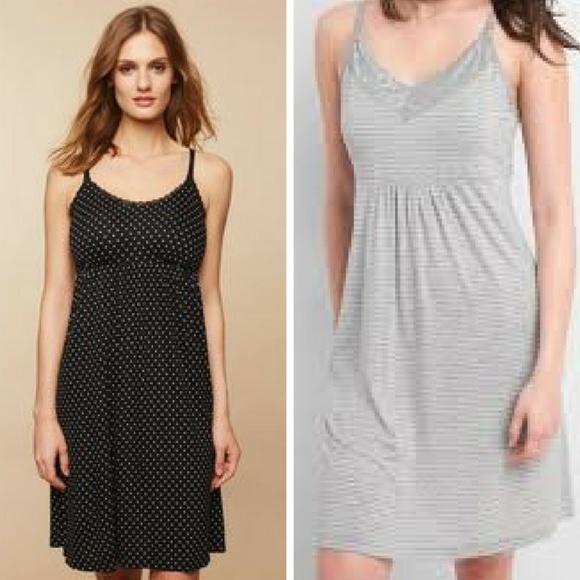 7d16013f08 Gap   Motherhood Maternity Nursing Nightgowns Lot
